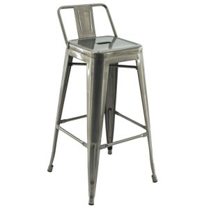 tabouret industriel bar corse